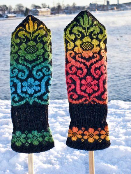 Design från Born to Knit
